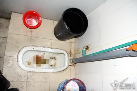 Nhà vệ sinh bệnh viện