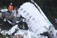 Máy bay rơi ở Colombia từng được tiên tri từ 8 tháng trước?