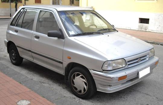 Top 5 mẫu ô tô cũ giá 100 triệu đáng chú ý nhất
