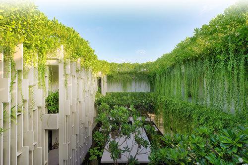 Naman Garden: chuẩn mực mới nghỉ dưỡng đẳng cấp 5 sao