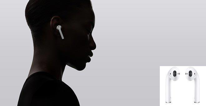 Tai nghe không dây AirPods cho iPhone 7 sắp ra mắt