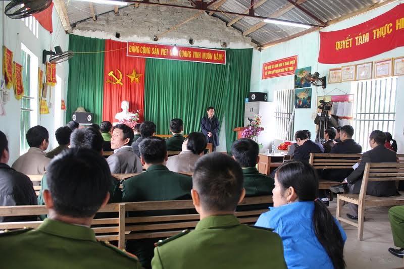 Thảm án 4 người ở Hà Giang: Nghi can từng giết con ruột