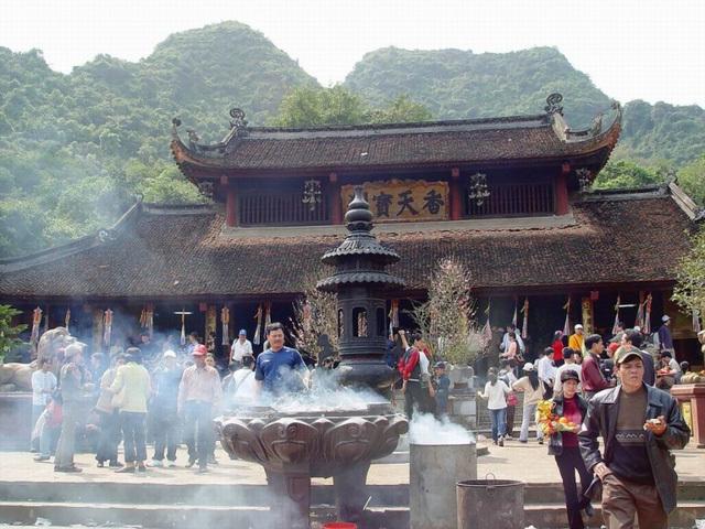 Những điểm du lịch tâm linh cho chuyến hành hương cuối năm - ảnh 4