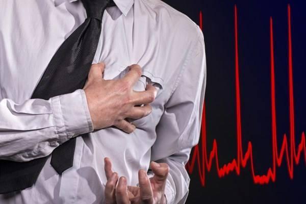 Dân văn phòng dễ bị nhồi máu cơ tim