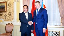 CNTT Việt Nam vào châu Âu qua cánh cửa Slovakia