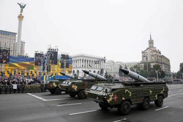 Ukraina thử tên lửa gần Crưm, chọc giận Nga