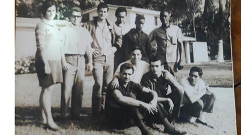 Fidel Castro, lãnh tụ Cuba Fidel Castro qua đời, ông Fidel đi chặt mía