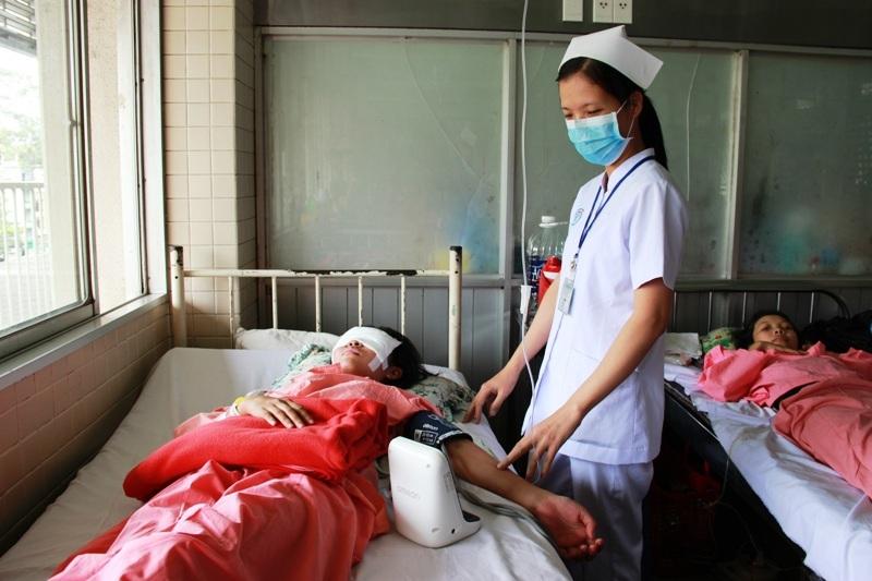 thiện nguyện, nguy kịch, tai nạn, viêm màng não, sinh viên, Trà Vinh, Kiên Giang