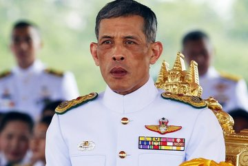 Thái tử Thái Lan chính thức trở thành Quốc vương