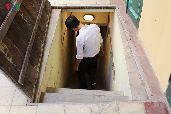 Bí mật căn hầm của nguyên Bộ trưởng Công an Trần Quốc Hoàn