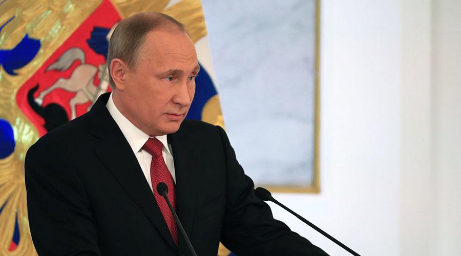 Ẩn ý bất ngờ trong thông điệp liên bang của Putin