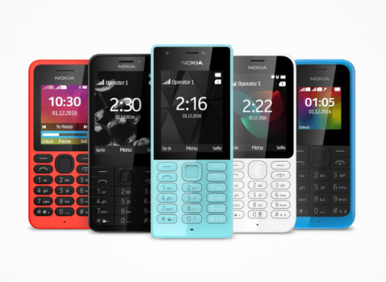 Smartphone Nokia Android sẽ ra mắt trong 2017