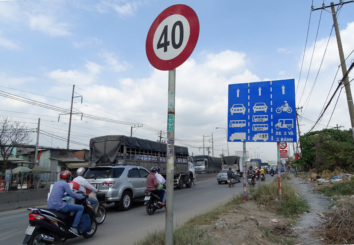 Tốc độ tối đa tăng 10km/h, TPHCM nhiều người chết hơn