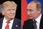 Chính quyền Trump bày lại ván cờ Mỹ - Nga-Trung?
