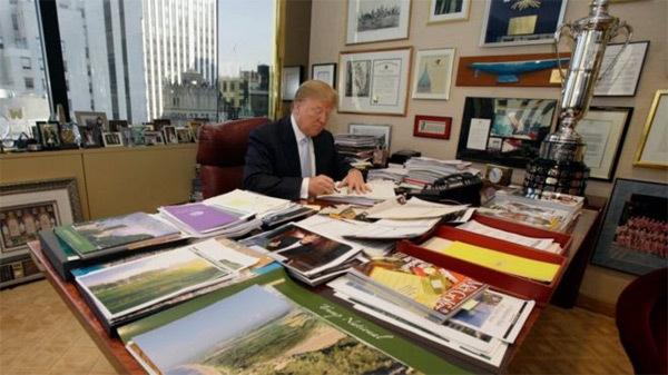 Donald Trump, nội các, chính quyền, giàu nhất