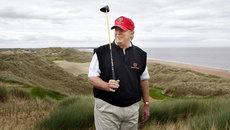 Trump chơi môn thể thao gì để giữ dáng?