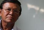Quốc vương Campuchia ân xá thủ lĩnh đảng đối lập