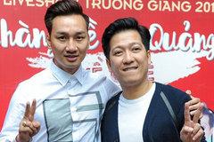 MC Thành Trung phát ngôn gây tranh cãi trong show Trường Giang