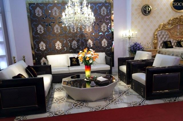 Tận mục bộ sofa bình dị có giá hơn 1 tỷ đồng