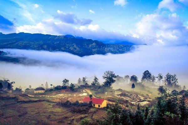 5 điểm 'săn mây' đẹp tựa thiên đường hút hồn phượt thủ ở phía Bắc