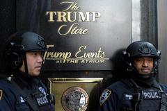 New York đòi được hoàn trả chi phí khổng lồ để bảo vệ Donald Trump