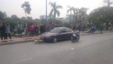 Hà Nội: Người đàn ông tử vong bất thường trong ô tô