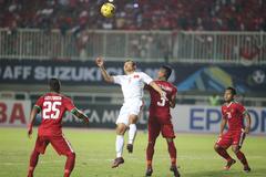 Video bàn thắng Indonesia 2-1 Việt Nam