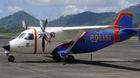 Máy bay Indonesia chở 15 người mất tích