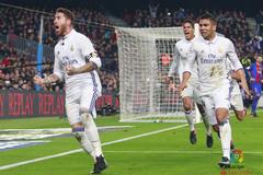 Quay chậm Siêu kinh điển Barca 1-1 Real Madrid