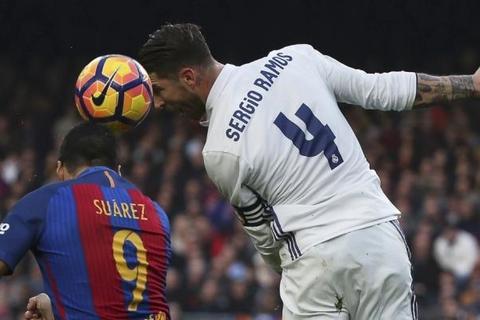 Barca vs Real 1-1