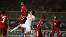 Những pha bỏ lỡ đáng tiếc của tuyển Việt Nam trước Indonesia