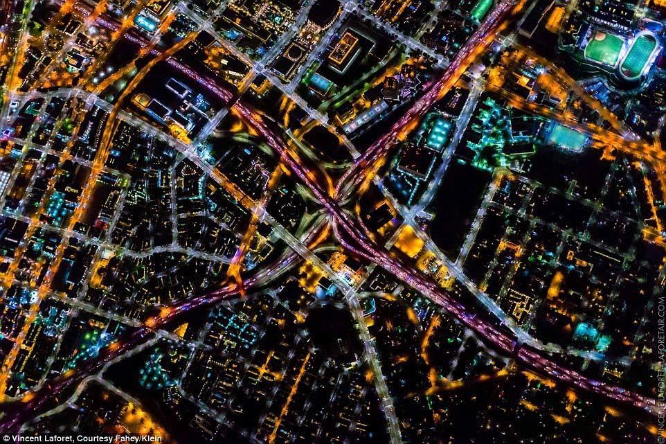 Những thành phố không bao giờ ngủ
