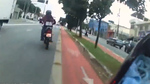 Cảnh sát rượt đuổi cướp nghẹt thở trên phố