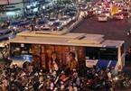 TPHCM: Thêm 2.000 xe buýt được cho quảng cáo bên ngoài