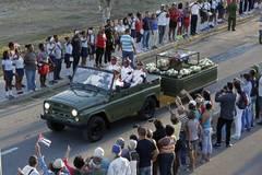 Cuba an táng trọng thể lãnh tụ Fidel Castro