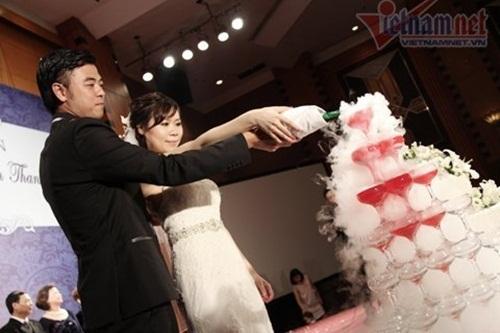 Đám cưới gây tò mò của các MC đình đám ở VTV