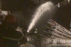 Cháy lớn tại kho chứa vắc-xin của Viện Pastuer TP.HCM