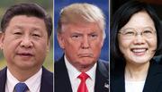 """Ba cuộc gọi """"chấn động"""" của Trump"""