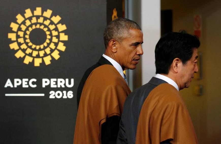 Chính quyền Obama phản đối cuộc gặp Trump-Abe