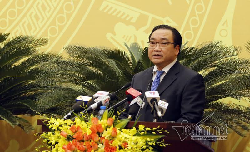 Hoàng Trung Hải, Bí thư Hà Nội, văn hóa ứng xử của công chức, tham nhũng