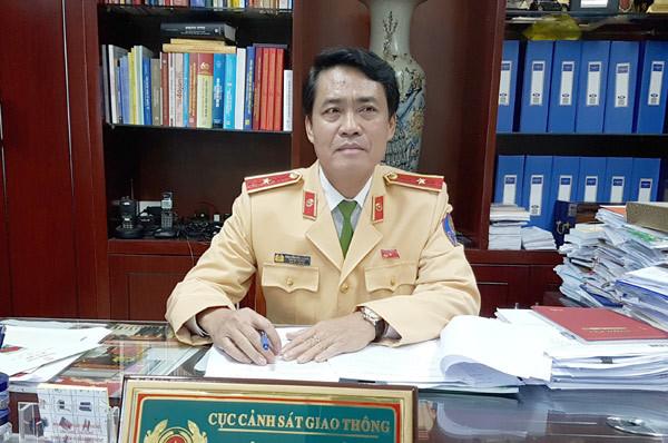 Tướng Công an nói về phạt xe không chính chủ trước 'giờ G'