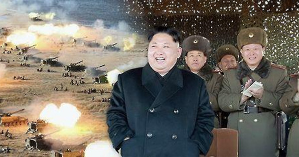 Hàn Quốc báo động toàn quân