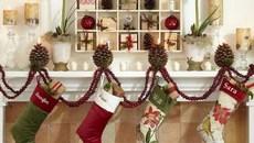 Gợi ý trang trí nhà đẹp đón Giáng sinh