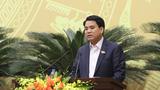 Chủ tịch HN: Tốn trăm tỷ chưa hút khối bùn nào ở Hồ Tây