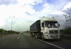 Xe tải chạy ngược chiều trên cao tốc Long Thành - Dầu Giây