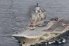Một loạt tàu NATO bám đuôi tàu sân bay Nga