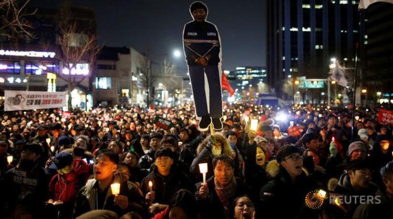 Lãnh đạo 9 tập đoàn lớn ở Hàn Quốc bị chất vấn