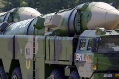 Trump đắc cử, Trung Quốc thử tên lửa liên tục