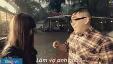 Muôn kiểu cầu hôn độc đáo của giới trẻ Việt