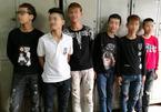 Tạm giữ nhóm thiếu niên gây hỗn chiến ở phố đi bộ